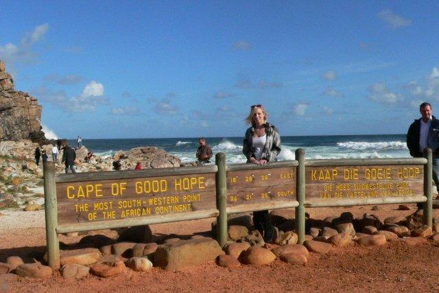 Cape of Good Hope - Kap der Guten Hoffnung